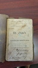 """Dr. Dana's Century Discourse"" by James Dana 1770. New Haven. RARE Important"