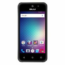 BLU Vivo 5 Mini V050Q Unlocked GSM Quad-Core Dual-SIM Phone - Black