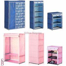 Children's Bedroom Furniture - BNIB - HOME Kid's Canvas & Metal Storage Shelves