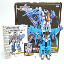 Official Takara Tomy MP-11T Masterpiece THUNDERCRACKER Complete Transformers