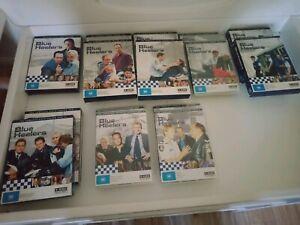 Blue Heelers dvds series