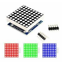 MAX7219 Dot Array MCU Control LED Display Module for Arduino Raspberry Pi