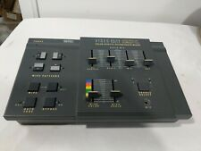 Sima Video Ed/it 2X Color Effects Editor / Audio Mixer. Console Only