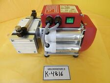 MVP 015-2 Pfeiffer Vacuum PK T05 100 Dry Vacuum Pump Used Tested Working