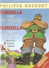 Philippa Gregory - Florizella and the Wolves & The Giant (2xCass A/Book 1992)