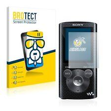 Sony Walkman NWZ-E384 AirGlass Glass Screen Protector Ultra Thin Protection Film