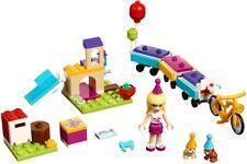 LEGO PARTY TRAIN 41111 Set Friends 1x minidoll bicycle presents birthday