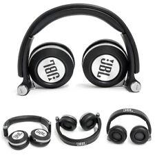 JBL E30 High-Performance On-Ear Headphones with JBL Pure Bass and DJ-Pivot Ear
