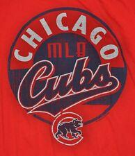 T-SHIRT L LARGE CHICAGO CUBS BASEBALL CLUB SHIRT