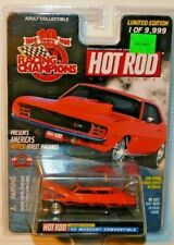RACING CHAMPIONS HOT ROD COLLECTIBLES 1950 MERCURY CONVERTIBLE