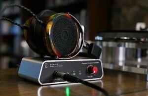 Rupert Neve conçoit FIDELICE L'amplificateur de casque de précision X