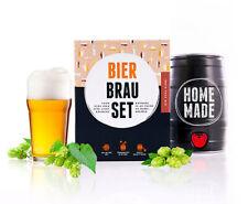 Bierbrauset INDIAN PALE ALE selber Brauen NEU Bier Fass SET Geschenk Trend Beer