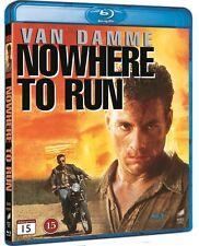 Nowhere to Run Region Free Blu Ray