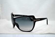 Authentic  TOM FORD EKATERINA TF 363  01B Sunglasses