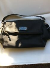 Kate Spade New York Hand Bag Black  Large Two Straps