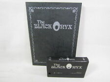 msx THE BLACK ONYX Import Japan Video Game No Case 0135 msx