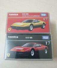 Tomica Premium Ferrari 512BB lot of 2