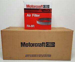 6 New Motorcraft NOS Air Filter Fits Chrysler Dodge Plymouth  FA-8R  CASE OF 6