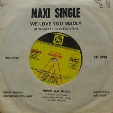 "Vicki Gillespie(7"" Vinyl 1st Issue Promo)We Love You Madly-Pye-7NX 8005-UK-VG/NM"