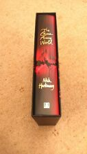 NICK HARKAWAY - THE GONE-AWAY WORLD - LIMITED NUMBERED EDITION - SIGNED