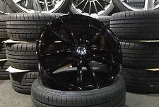 "19"" VW Golf R Pretoria style Gloss Black alloy wheels & 235/35/19 tyres"