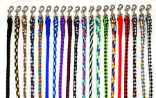 Hundeleine 8 mm kleine Hunde mit Handschlaufe bis 15 Kg 1-5m Führleine elropet®