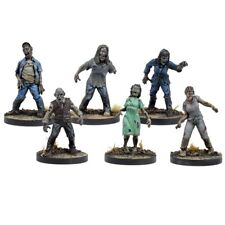 The Walking Dead Roamer Booster English All Out War Mantic Games Walker Zombies