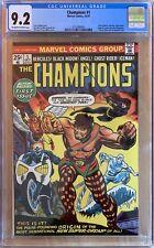 Champions 1 CGC 9.2
