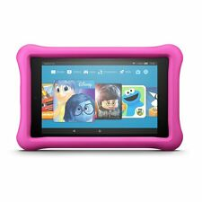 2017 New Fire HD 8 Pink Kids Tablet with Alexa, 32 GB