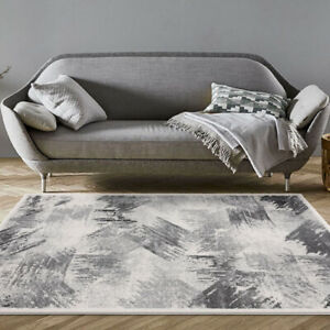 Aspen New Modern Contemporary Geo Floor Rug Carpet Hand Carved All Sizes