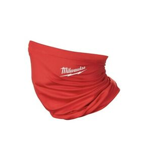 Milwaukee Beer 423R Multi-Functional Neck Gaiter Face Mask Red New