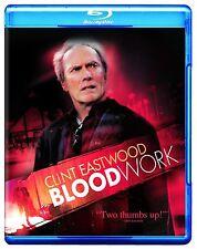 Blu Ray BLOODWORK. Clint Eastwood. Region free. New sealed.