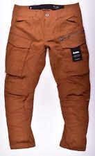 G-STAR RAW, Rovic Zip 3D Tapered Cubano, Cargohose Stretch Jeans W32 L34