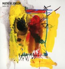 Fabric 84 Mathew Jonson - CD Album