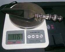 HALLMARK STERLING HANDLE ,CAKE/ PIE SERVER WEIGHS 117.5 GRAMS BLADE IS, S/ STEEL