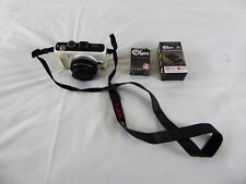 PANASONIC LUMIX GF1 CAMERA WITH G 1.1 7/20 ASPH 046 0.2M/0.66'-OP LENS +++++++++