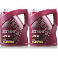 10L Original MANNOL Extreme 5W-40 API SN/CF Öl Motoröl MN7915-5