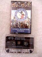 18980 Marching Around The World  Cassette Album 1995