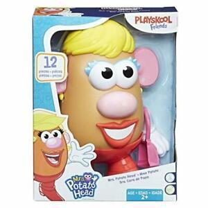 Mrs Potato Head Playskool Friends Classic Hasbro Kids Toy