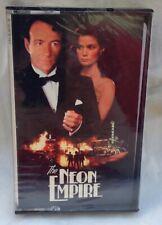 THE NEON EMPIRE FYC Soundtrack Cassette Lalo Shifrin 1989 Showtime RARE Sealed