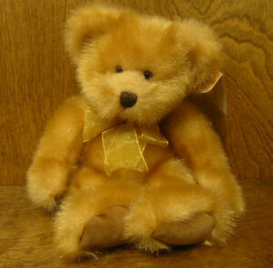 """Russ Berrie Plush #2818 PENNINGTON 12"""" mint/tags NEW from our Retail Store"""