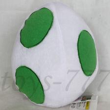 "Super Mario Bros. World Yoshi Egg 8"" Plush Soft Toy Nintendo Game Stuffed Animal"