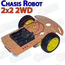 Kit Chasis 2WD Robot Smart Car Coche 2 ruedas - Arduino Electronica DIY