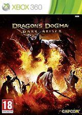 Dragons Dogma-dark surgido para Xbox 360 PAL (nuevo Y Sellado)