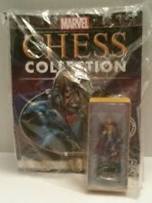 Marvel Chess Collection DONALD PIERCE Black Pawn #60 with Magazine SEALED NEW