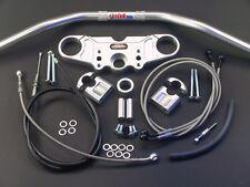 Superbike Lenker Umbau - Kit für Kawasaki ZX - 9 R '98-'99 Fahrzeugtyp: ZX900C