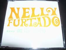 Nelly Furtado (Squeaky Clean Version) On The Radio Rare EU Promo CD Single
