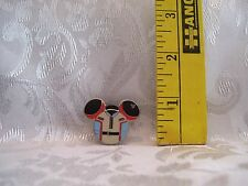 Walt Disney Mickey Mouse JR ICON MISSION SPACE EPCOT COSTUME TRADING Lapel Pin