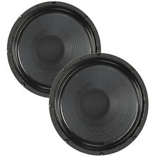 "Pair Eminence Patriot Texas Heat 12"" Guitar Speaker 8ohm 150W 99dB Replacement"
