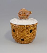 9918641 Cipolla Vaso Di Ceramica Maiolica Portogallo